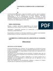 Programas de La Especialidad de Ingenieria Civil Estructuras