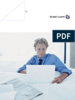 Alcatel-Lucent DSL ISAM Family