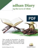 Ramadhan Diary