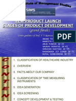 9 Stages of Product Development
