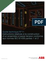 Guide technique N°11