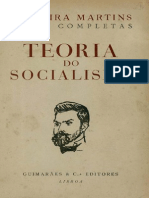 SÉRGIO, Antonio - Teoria Do Socialismo