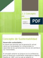 Desarrollo Sustentable - 1-1