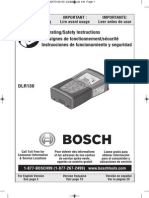 Bosch Measurement Manual