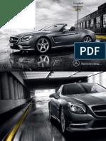 Mercedes Benz Clase SL 2015