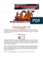 WWI Onslaught 1