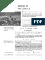 Pré Cálculo