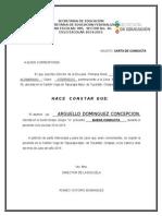Carta de Conducta - ROMEO