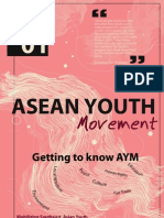 ASEAN Youth Movement Newsletter - Winter Issue 2010