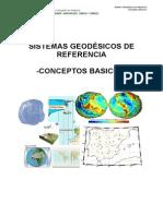 Sistemas Geodesico de Referencia