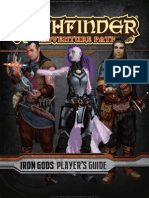 Pathfinder Player's Guide - Iron Gods