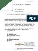 A Redação de Textos Técnico-científicos