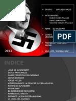 Trabajo Del Nazismo