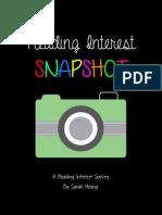 reading snapshot