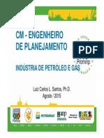 Eng. de Planejamento - Ind. Petróleo e Gás