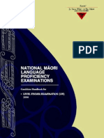 national maori language proficiency examinations2