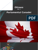 Canada Ottawa Ontario Parlament