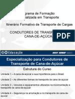 Módulo Especializado - Cana de Açúcar - Slides
