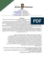 Revista Tradición Perenne 90