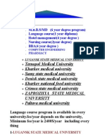 52333203 Study in Ukraine Medical 2010