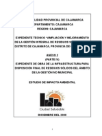 01. EIA Cajamarca