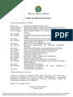 94 - Comunicação Assinada - Certidão de Retificação de Autuação