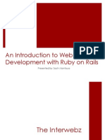 2014 10 02 an Introduction to Web Development With Ruby on Rails