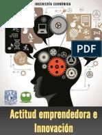 Actitud Emprendedora e Innovacion