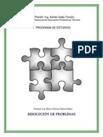 Manual Resolucion de Problemas 2222222