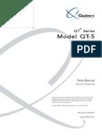 manual tecnico model cr 5