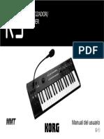 R3 Manual Korg