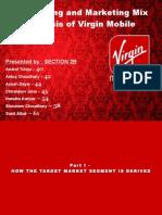 Strategic Management Ppt on Virgin Mobiles