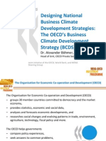 OECD-Designing National Business Climate Development Strategies