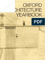 Arhitecture Oxford Yearbook2007