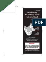 Car Seat Manual