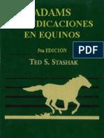 Adams.+Claudicaciones+en+Equinos