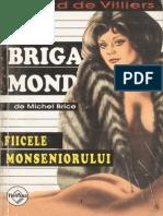 Michel Brice - [Brigada Mondenă] - Fetele Monseniorului v.1.0