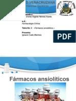 FARMACOS ANSIOLITICOS