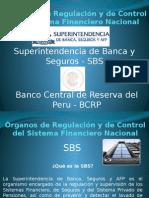 Organos de Regulacion y Control SBS - BCR