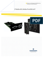 Emerson UPS - IP Management Module