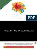 Tema 3 Definicion Del Problema Investigacion y Argumentacion