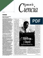 Lunes en La Ciencia 1998 10 26