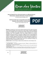 Análisis Comparativo de La Situación Laboral de Las Mujeres Rurales