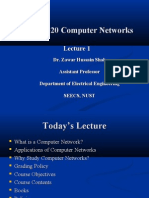 Week1 Lec1 Comp Networks