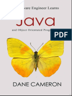 Engineer Learns Java and Object Orientated Programming