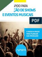Produção de Shows e Eventos