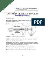 CURSO GRATIS Guitarra Principiante