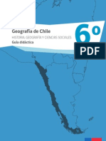 GUIA DOCENTE Geografia Sexto