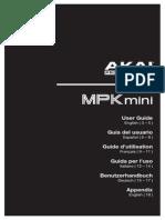 MPK Mini - User Guide - V1.0