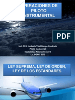Op Piloto Instrumental - 1ra Semana